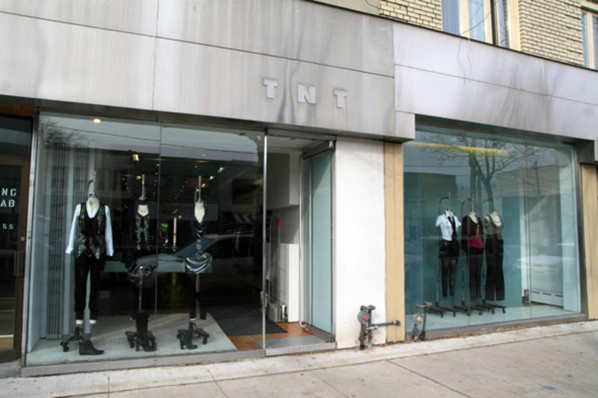 TNT Eglinton Toronto