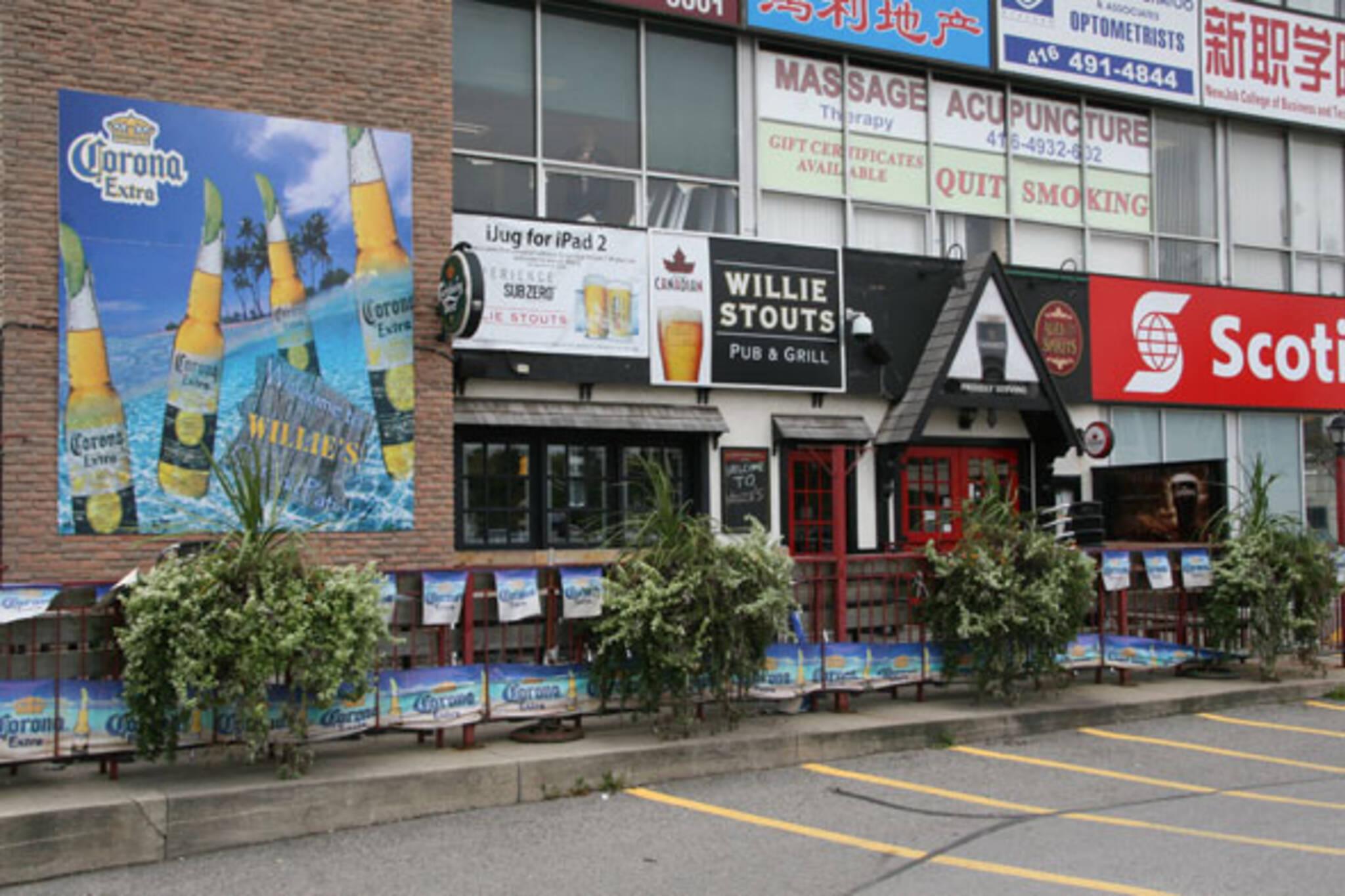Willie Stouts Toronto