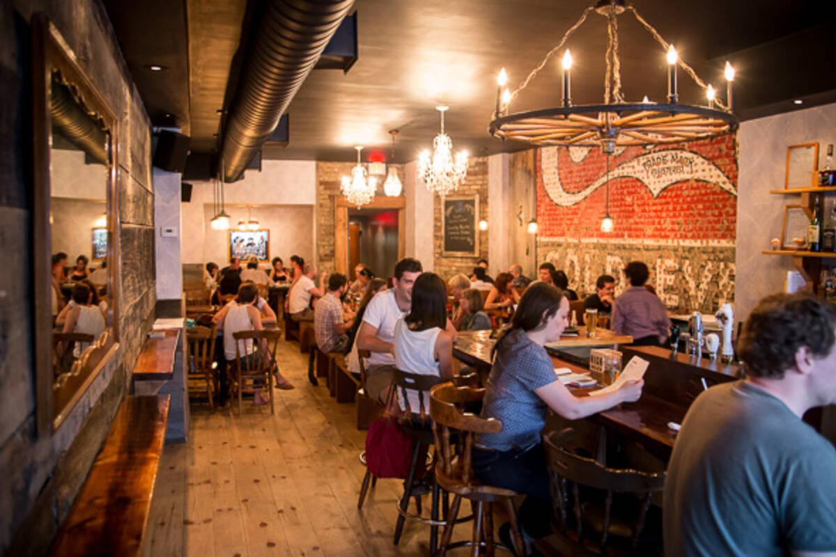 The Cadillac Lounge Blogto Toronto