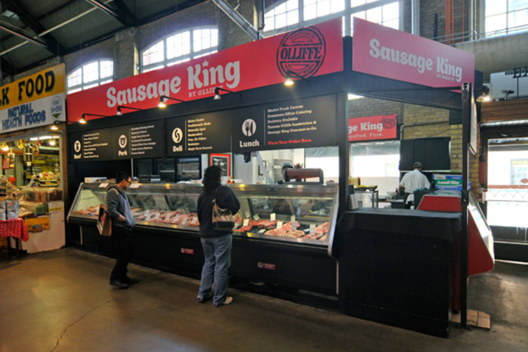 Sausage King by Olliffe