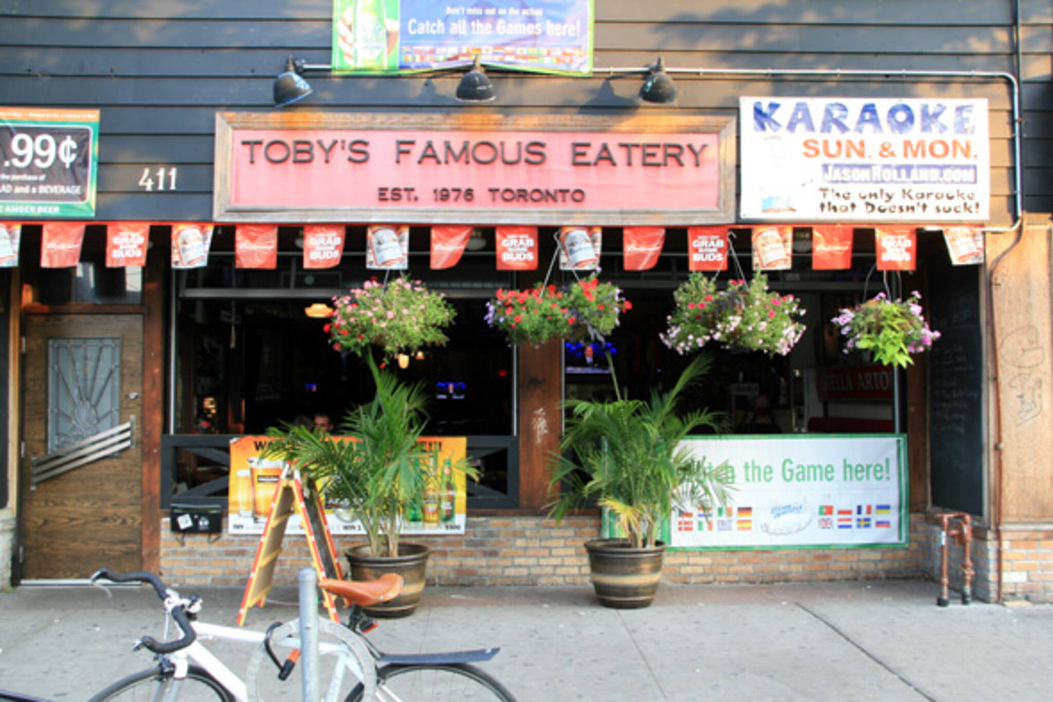Tobys Famous Eatery