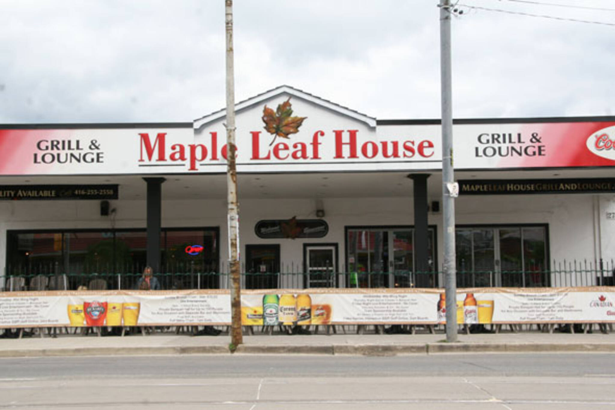Maple Leaf House Toronto