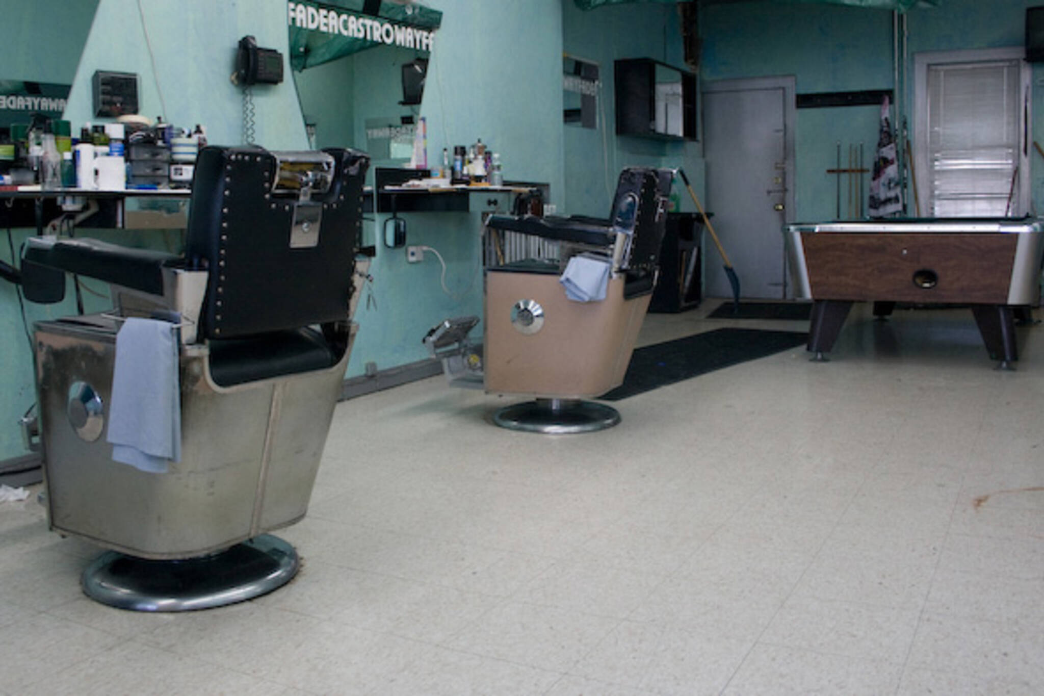 Fade Away Barber Shop