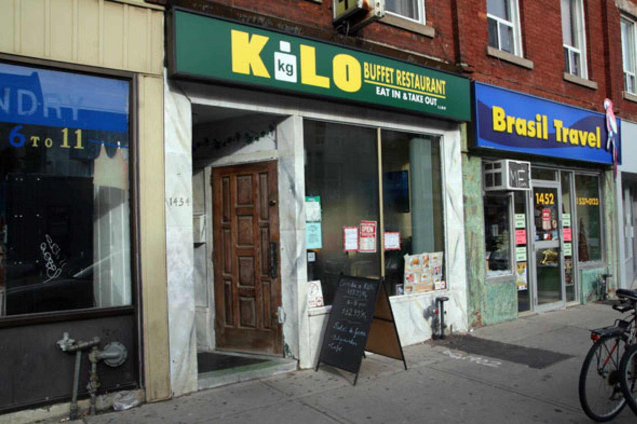 Kilo Buffet Restaurant