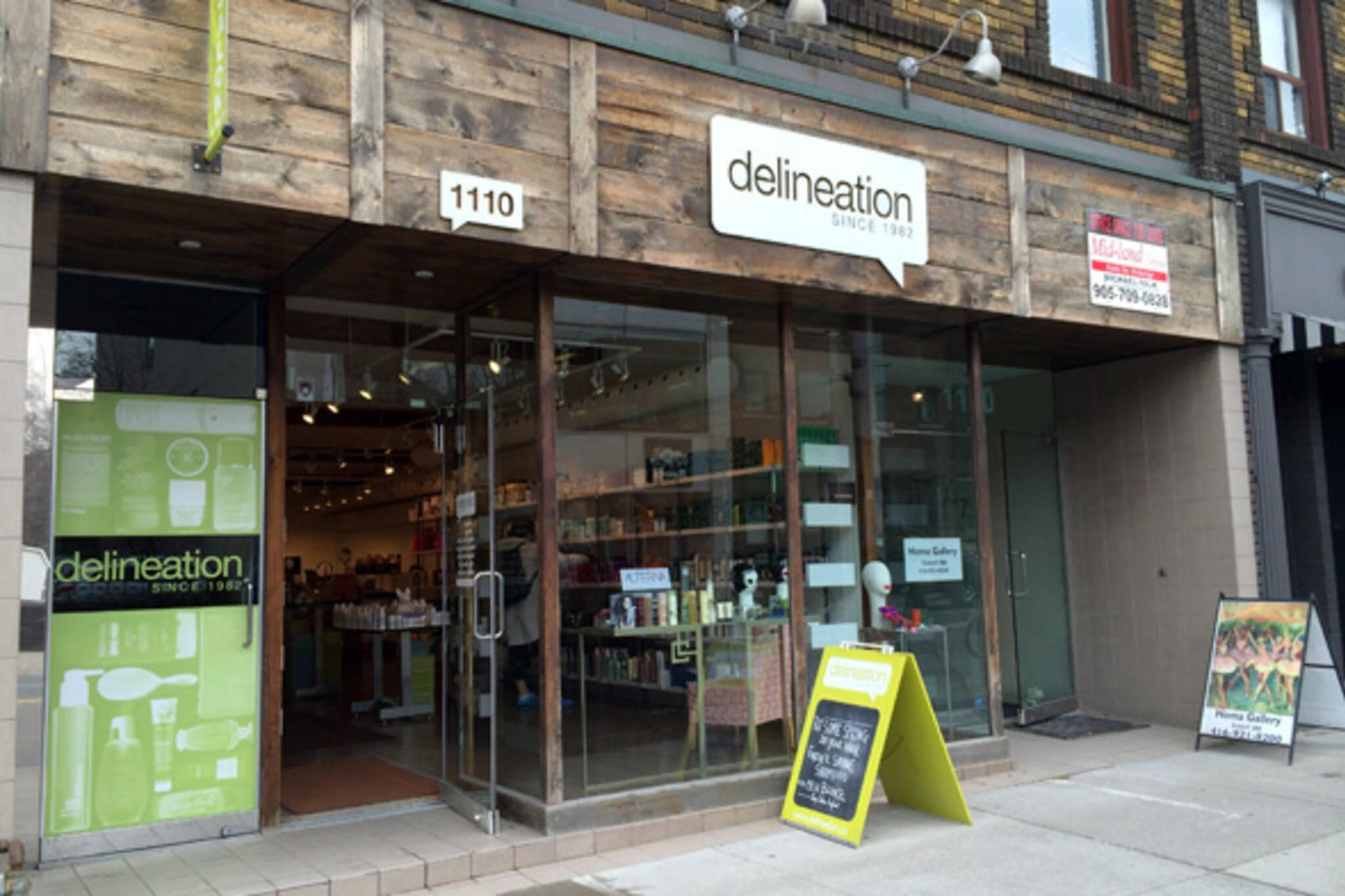 Delineation Toronto