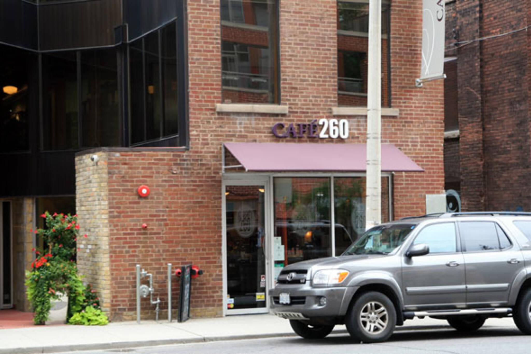 Cafe 260 Toronto