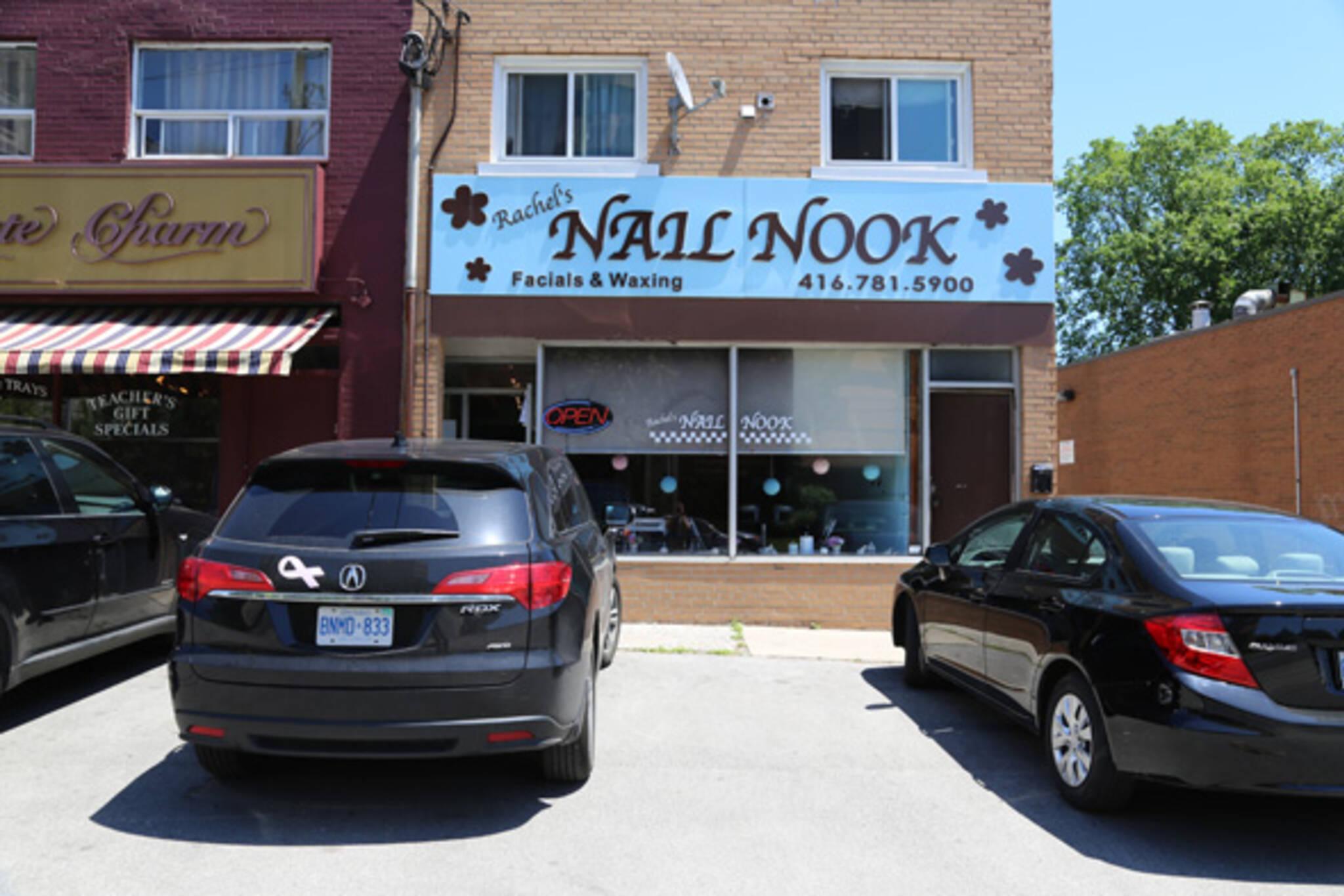 Rachel's Nail Nook Toronto
