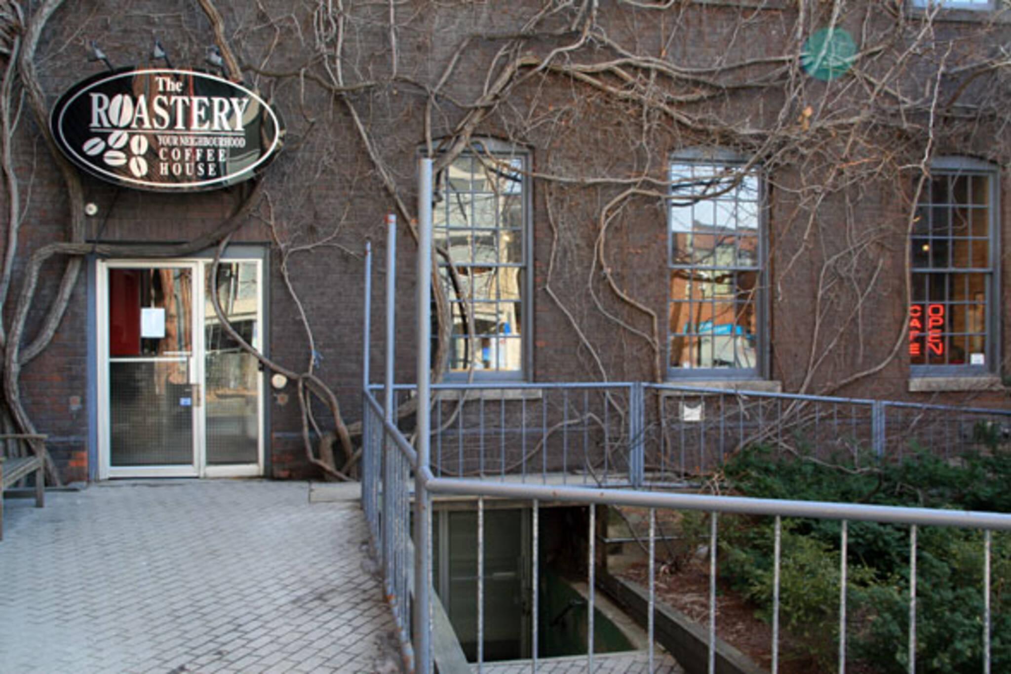 Roastery Cafe Toronto