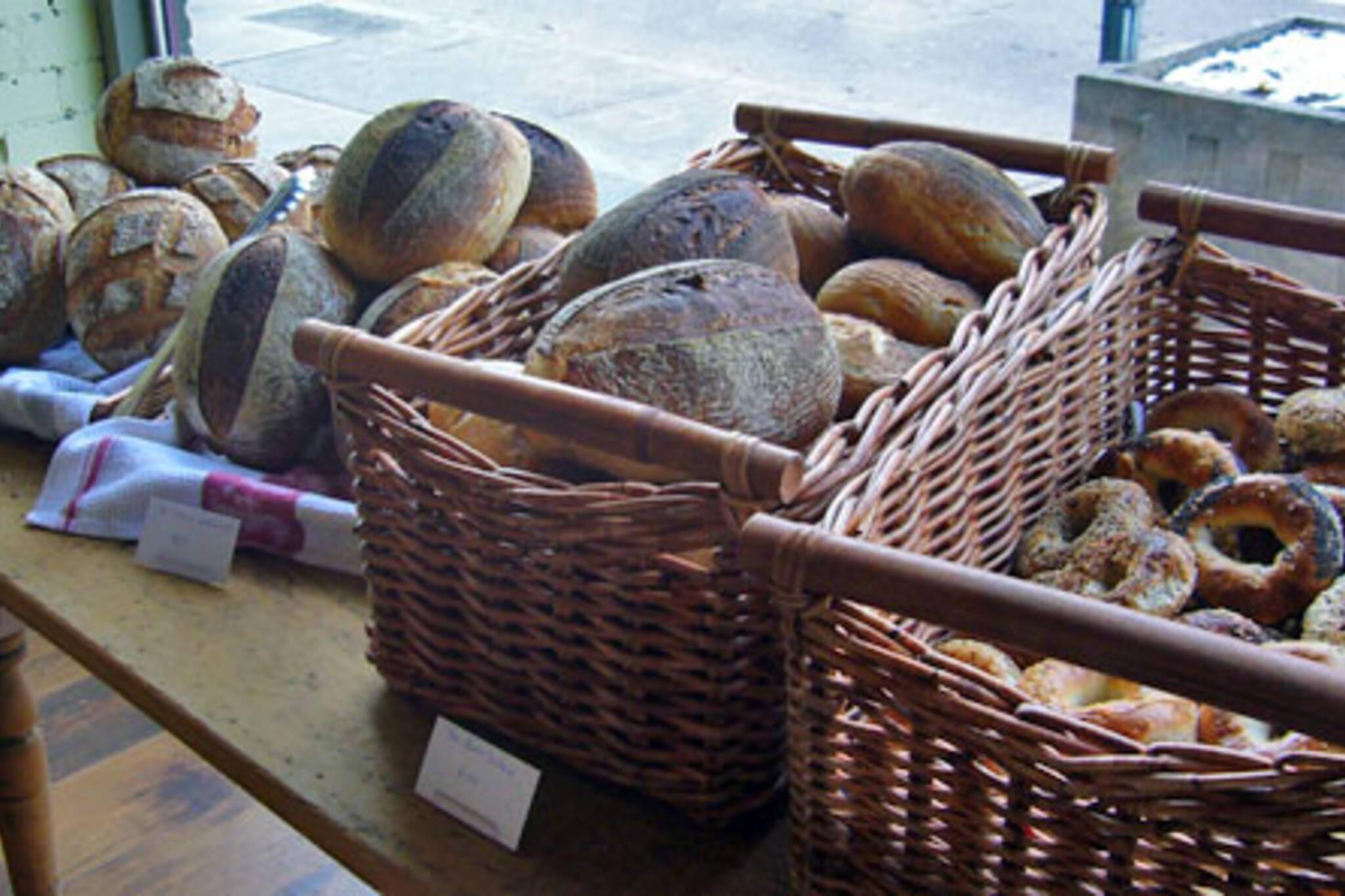 Marc Thuet Bread