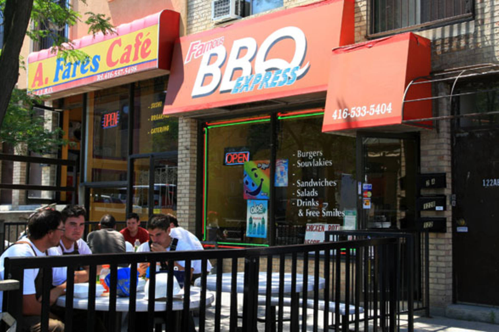 Bbq express closed blogto toronto for Agra fine indian cuisine reviews