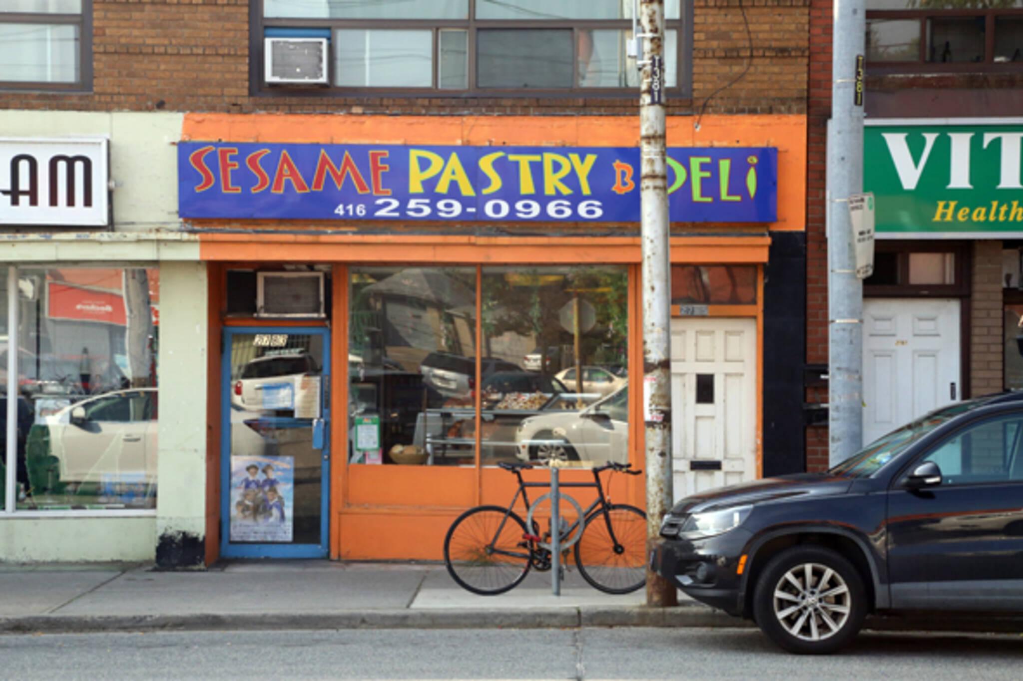 Sesame Pastry and Deli