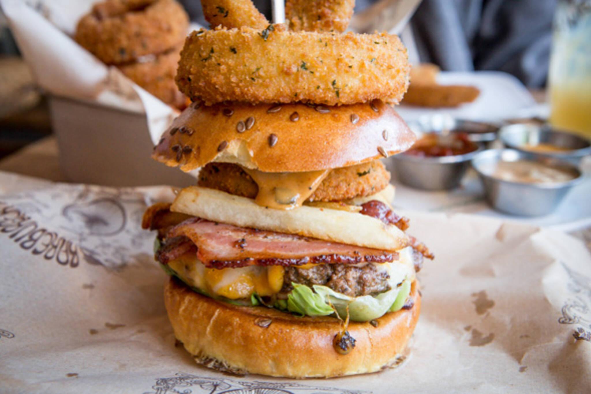 bareburger toronto
