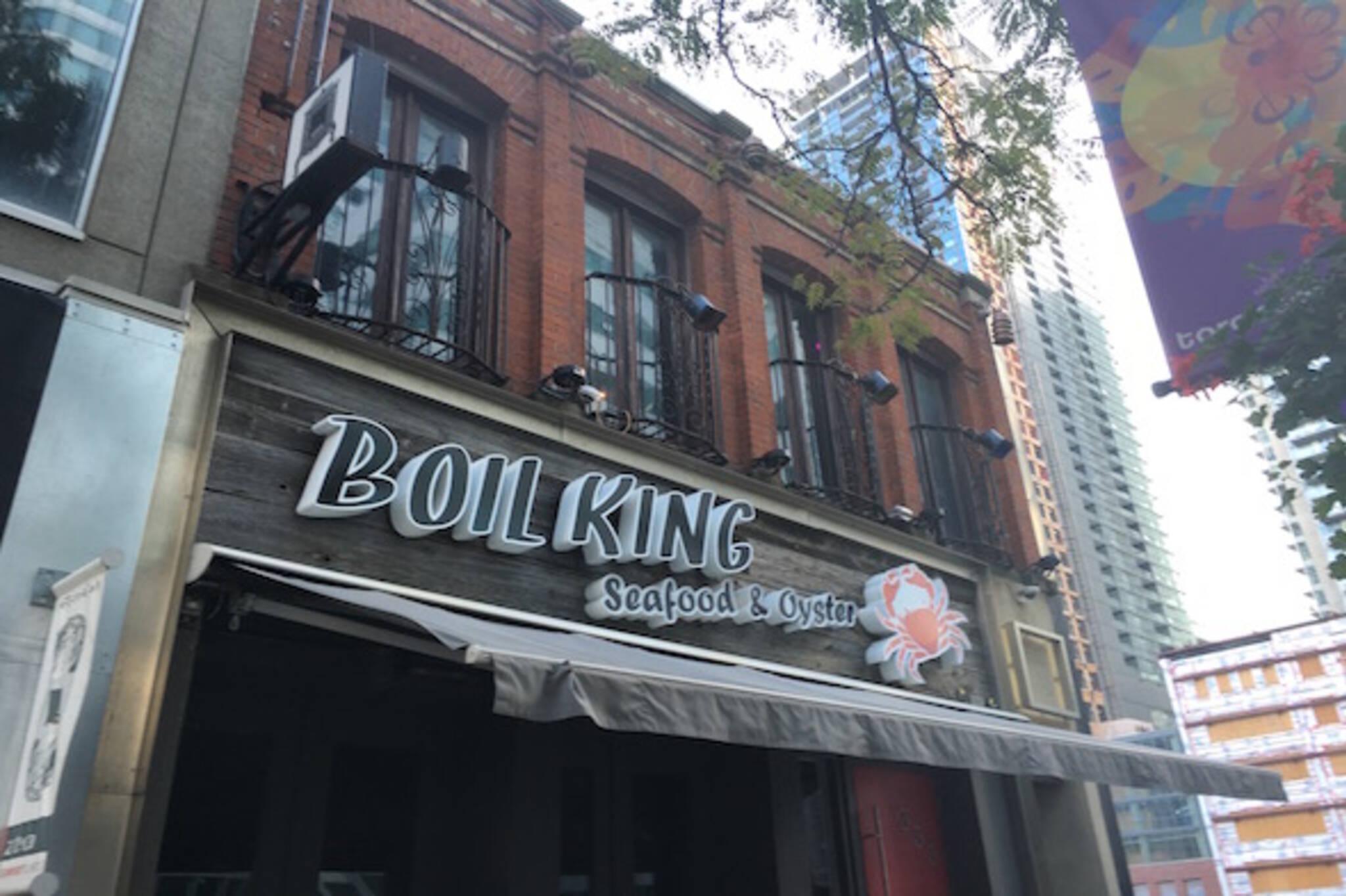 Boil King Toronto