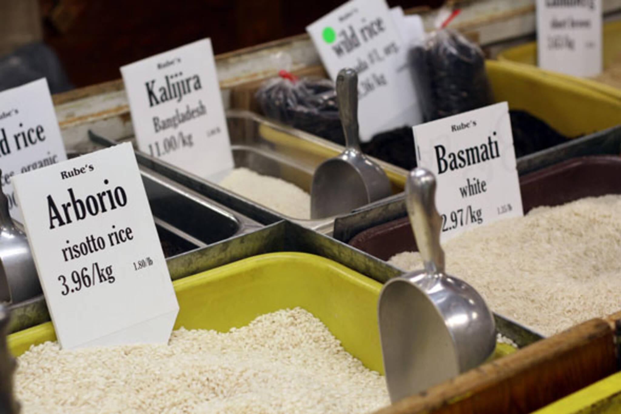 Rube's Rice