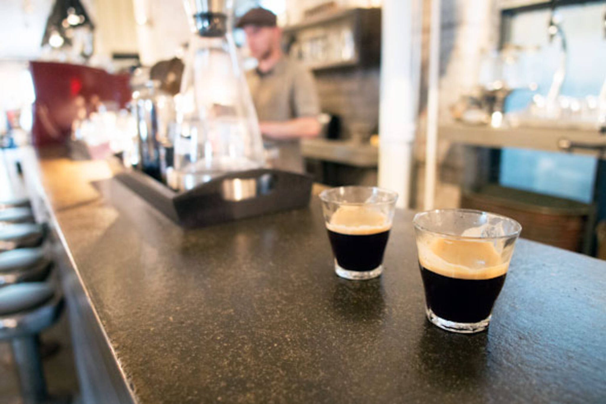 city bar lavish and squalor espresso