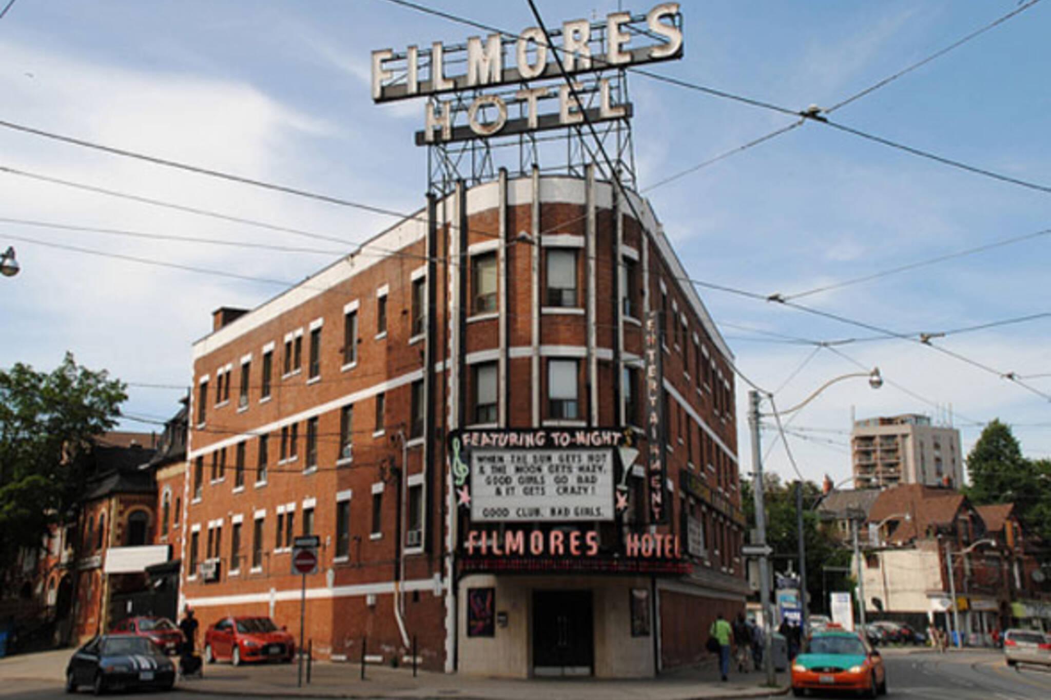 Filmores Toronto