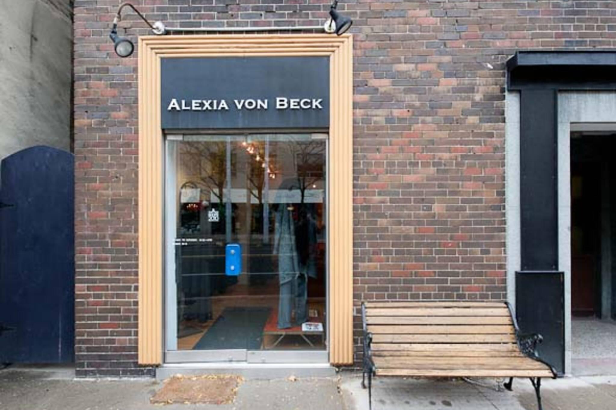 Alexia von Beck