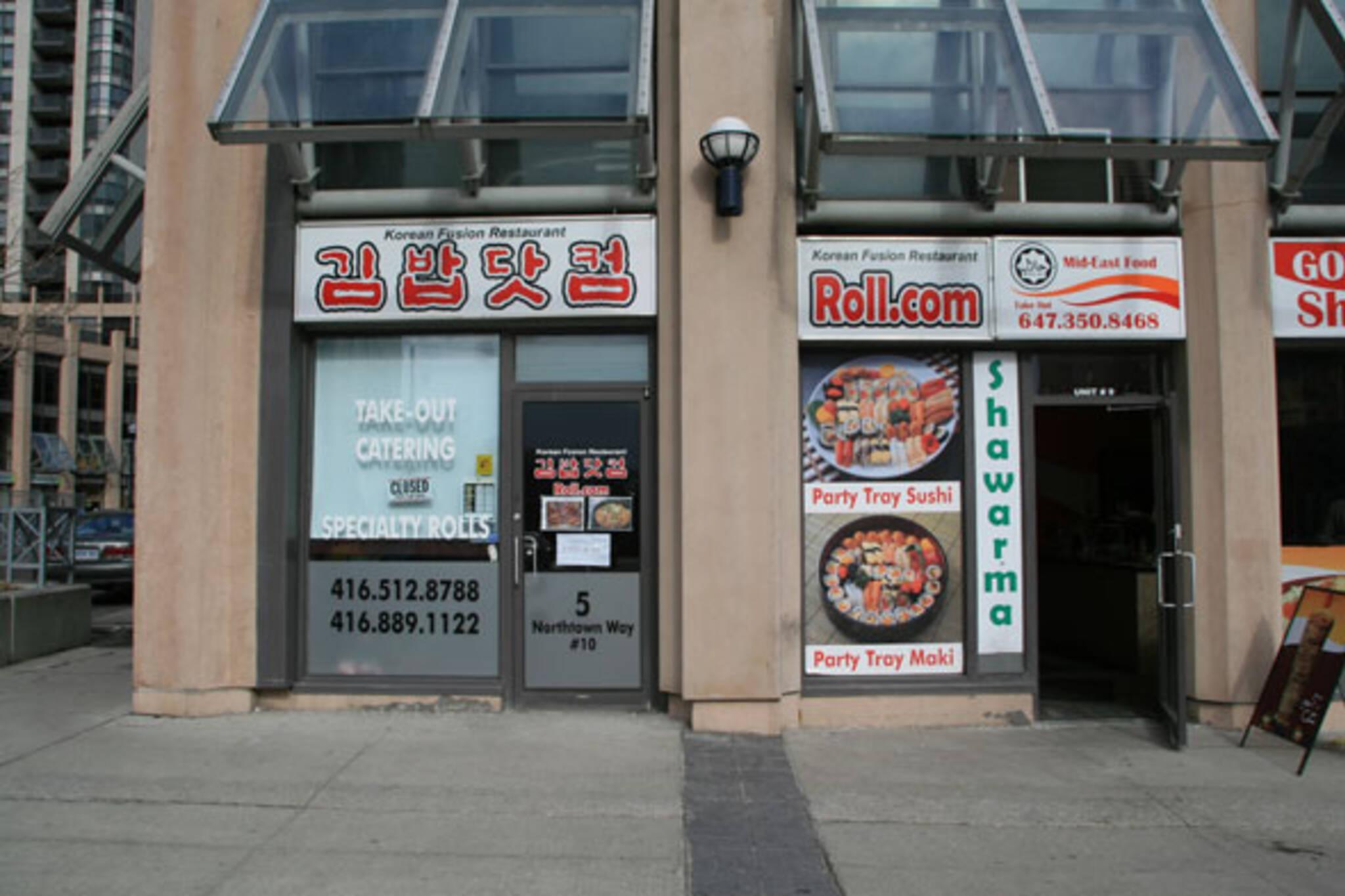 Roll.com Toronto