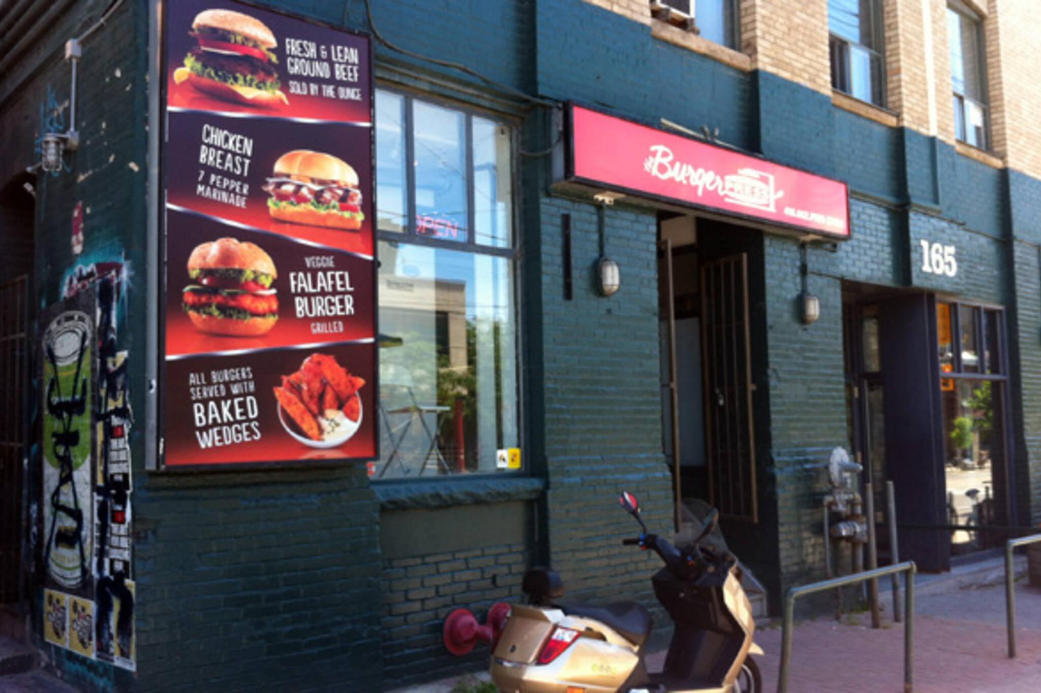 Burger Press Toronto