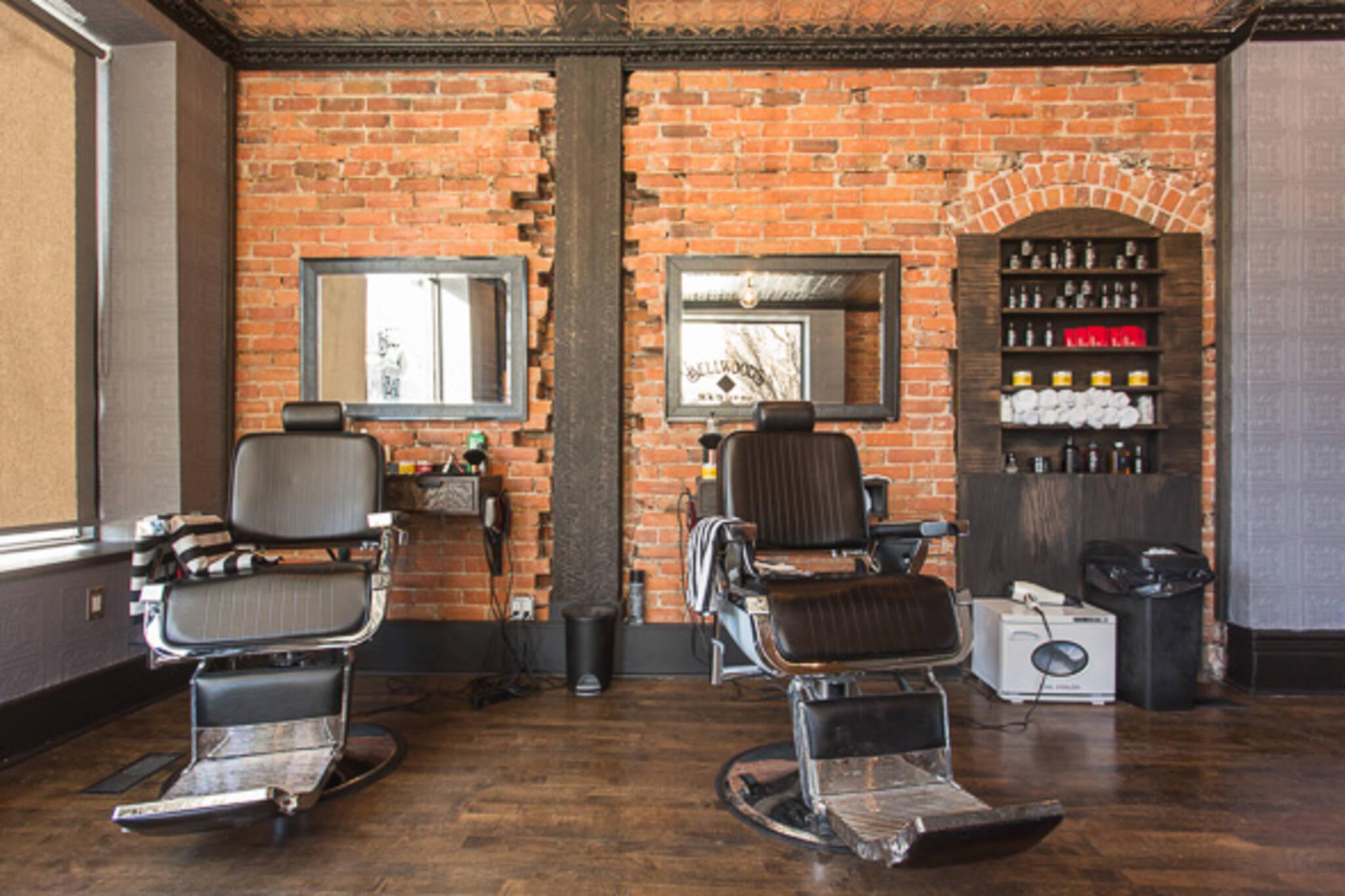 Bellwoods Barbers Toronto