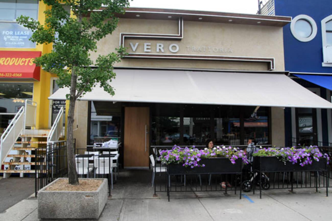 Good Fork Restaurant Toronto