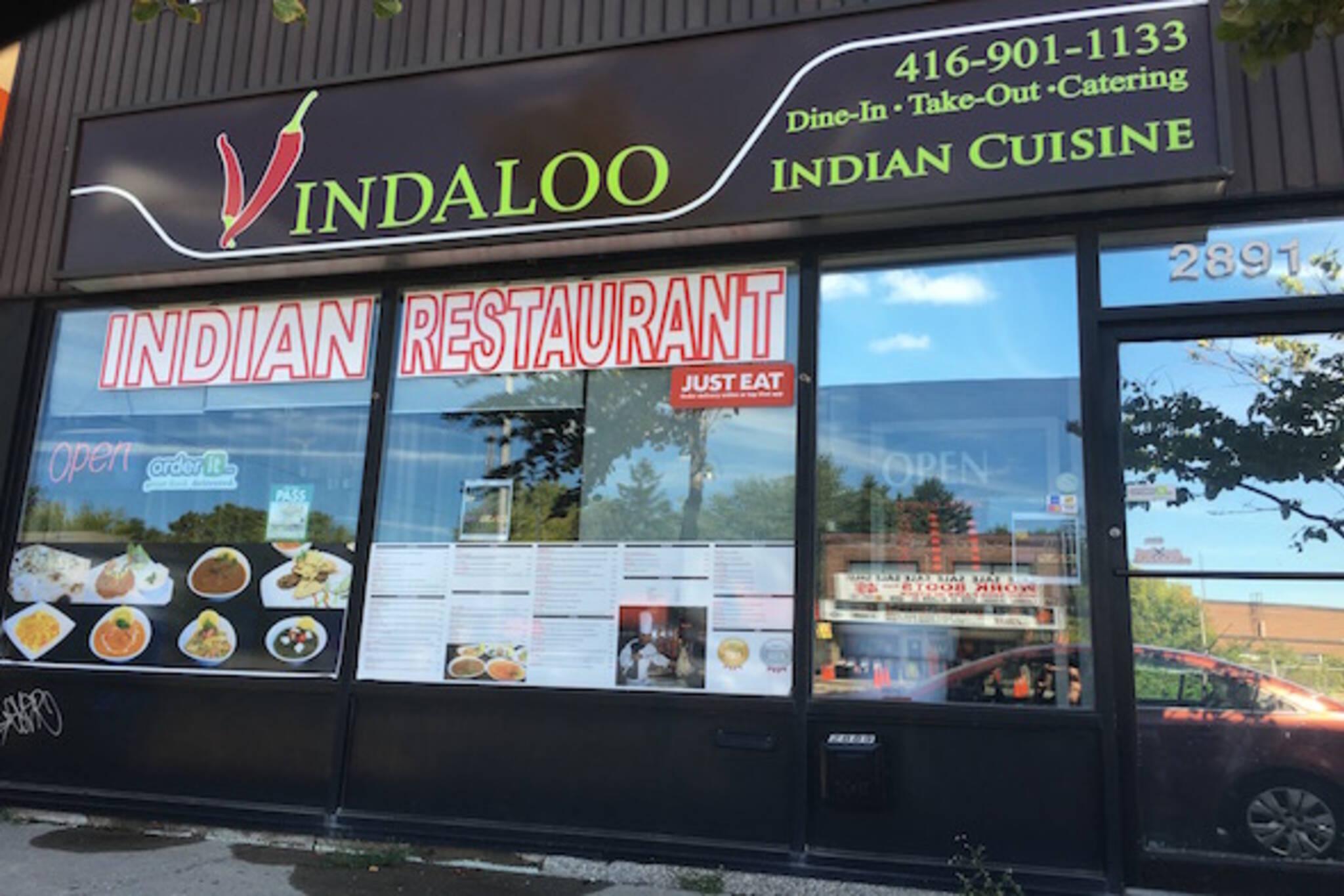 Vindaloo Restaurant Toronto