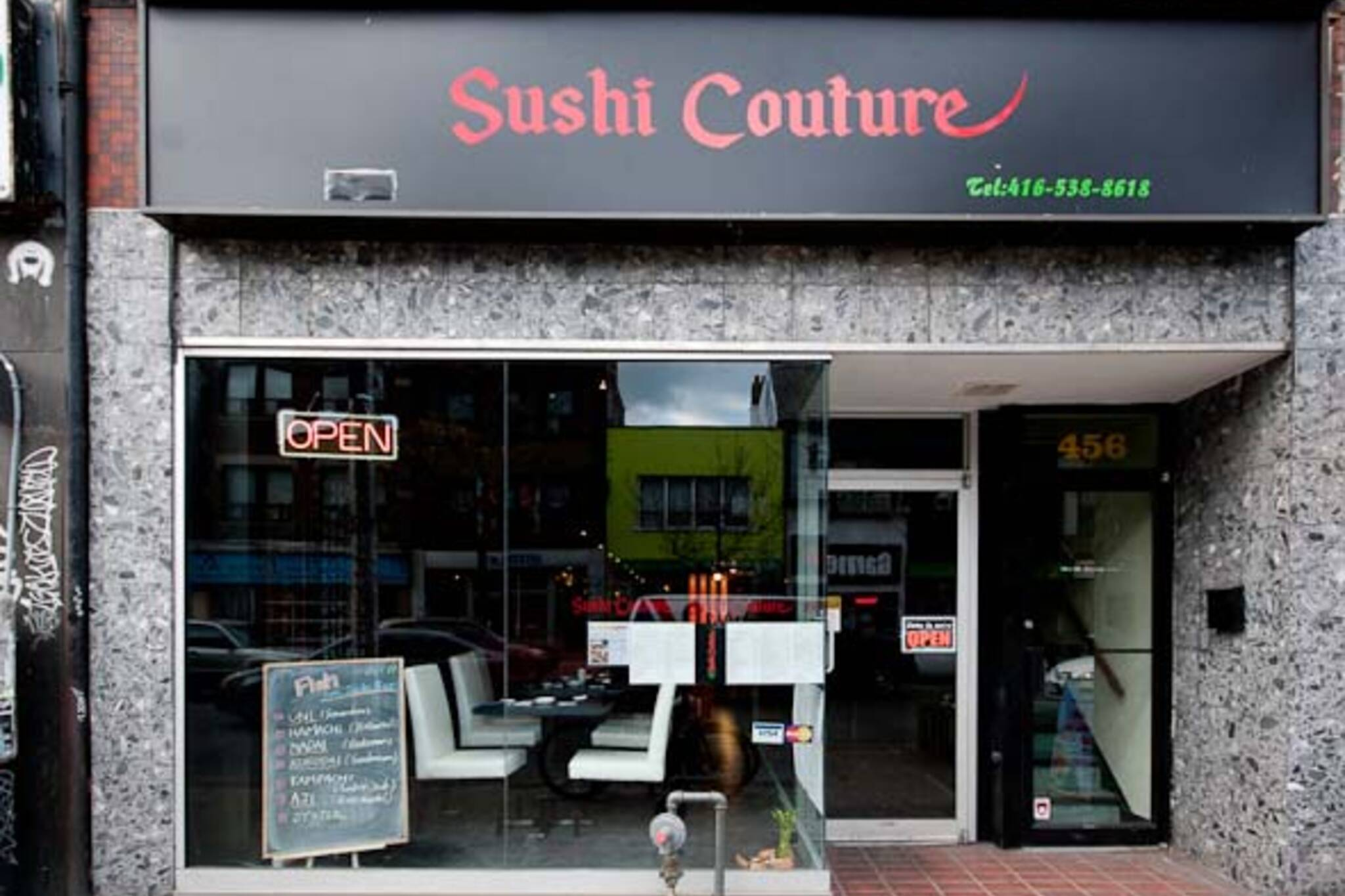 Sushi Couture Toronto