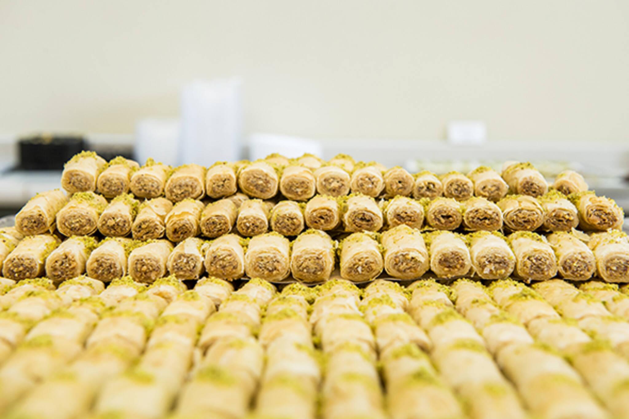 Crown Pastries
