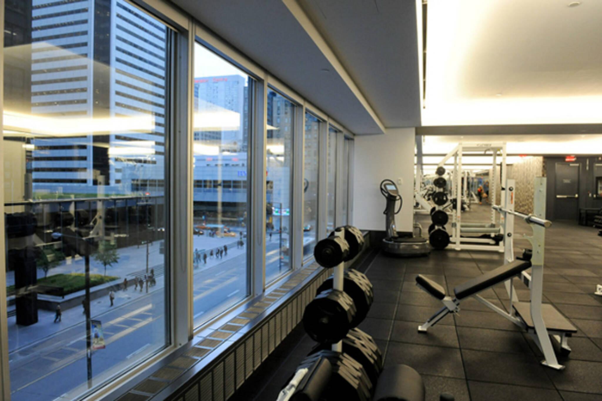 Equinox Fitness Toronto