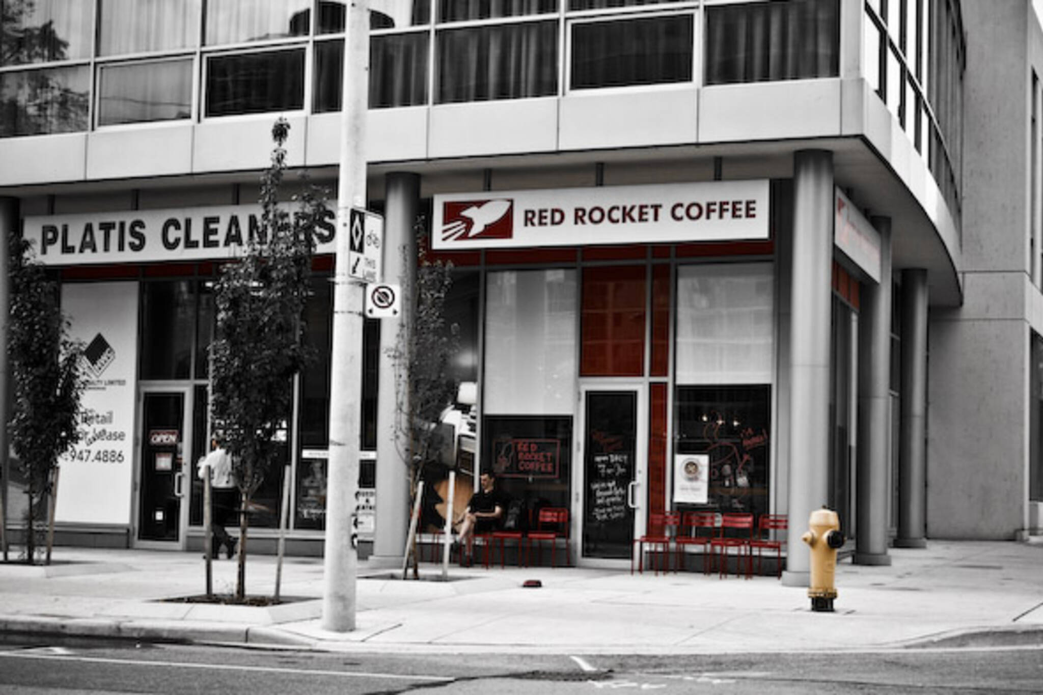Red Rocket Wellesley Toronto