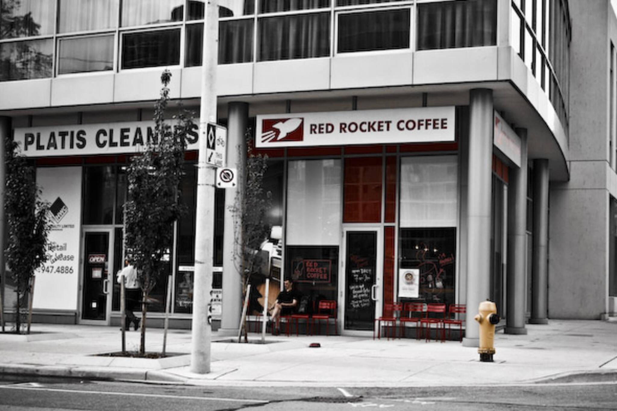 Red Rocket Cafe Wellesley