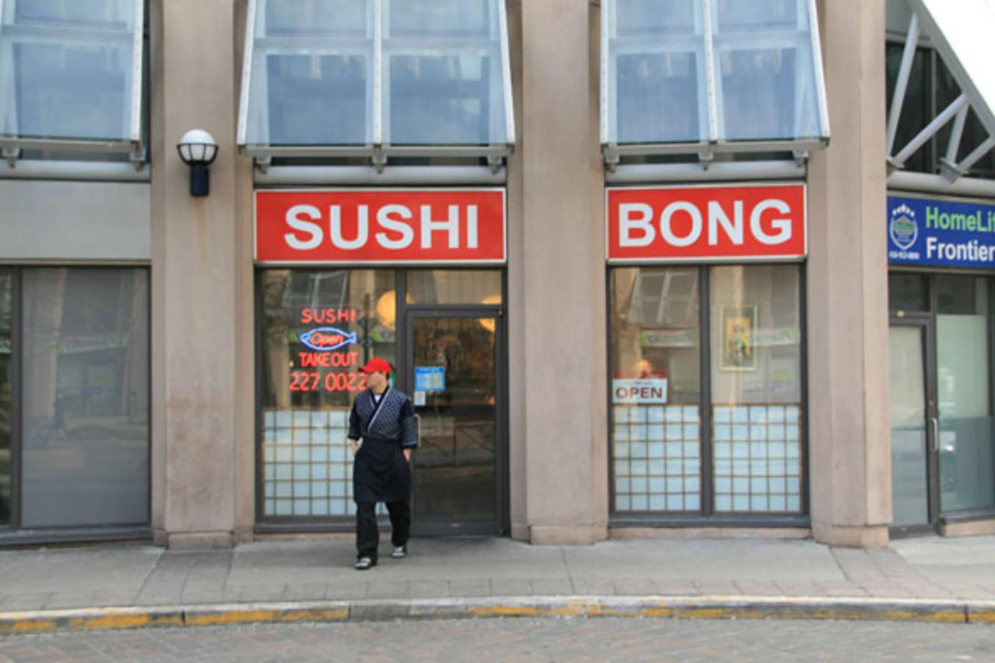 Sushi Bong