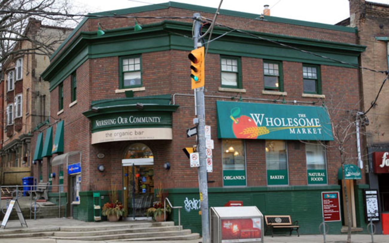 Wholesome Market - blogTO - Toronto