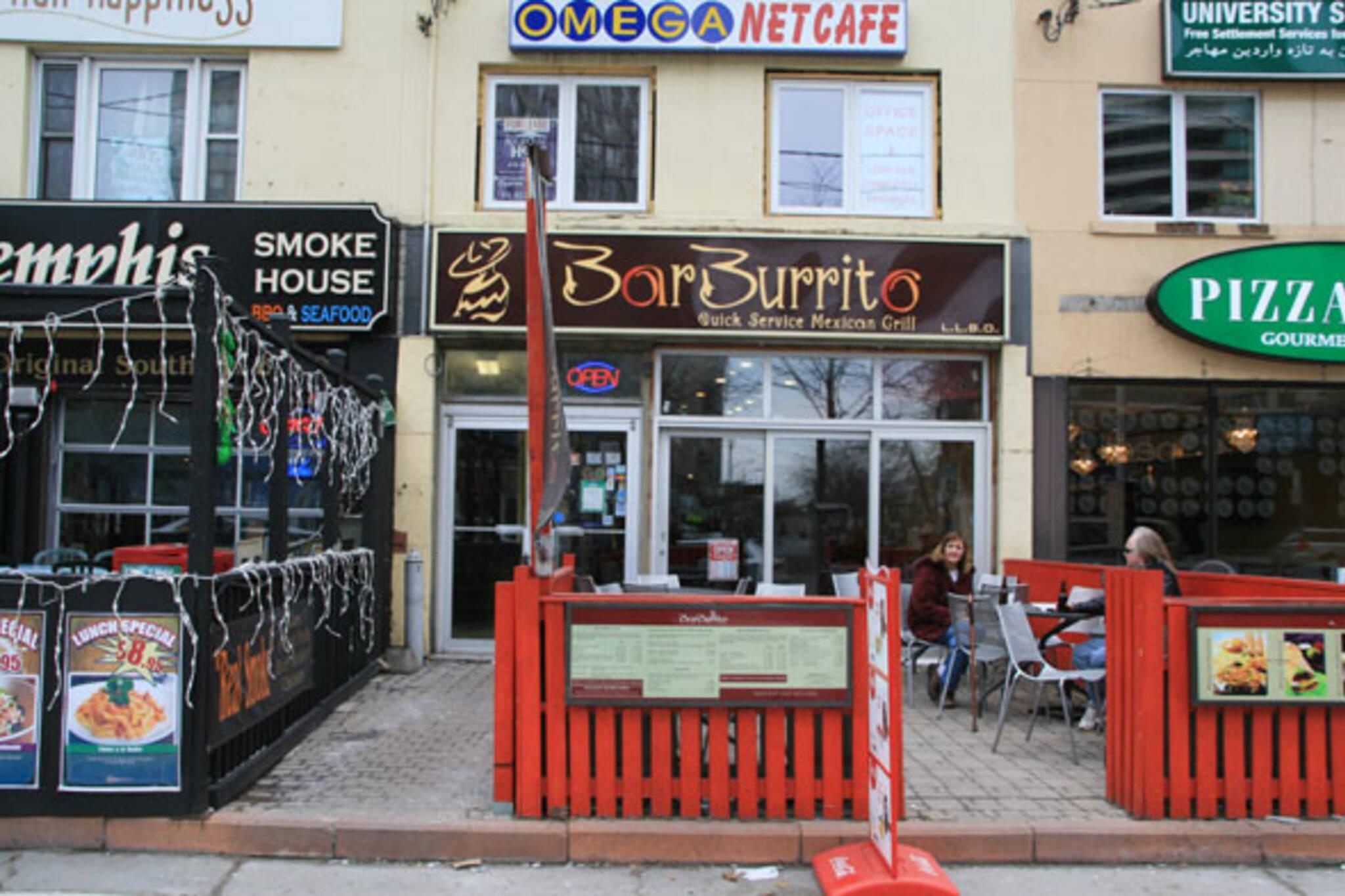 Bar Burrito North York Toronto