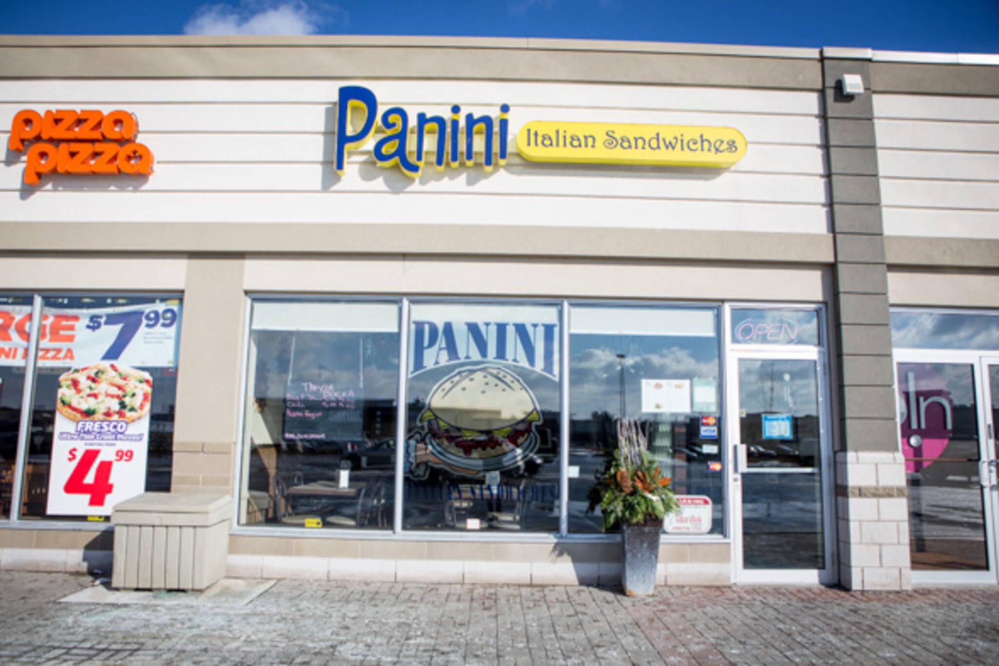 panini woodbridge