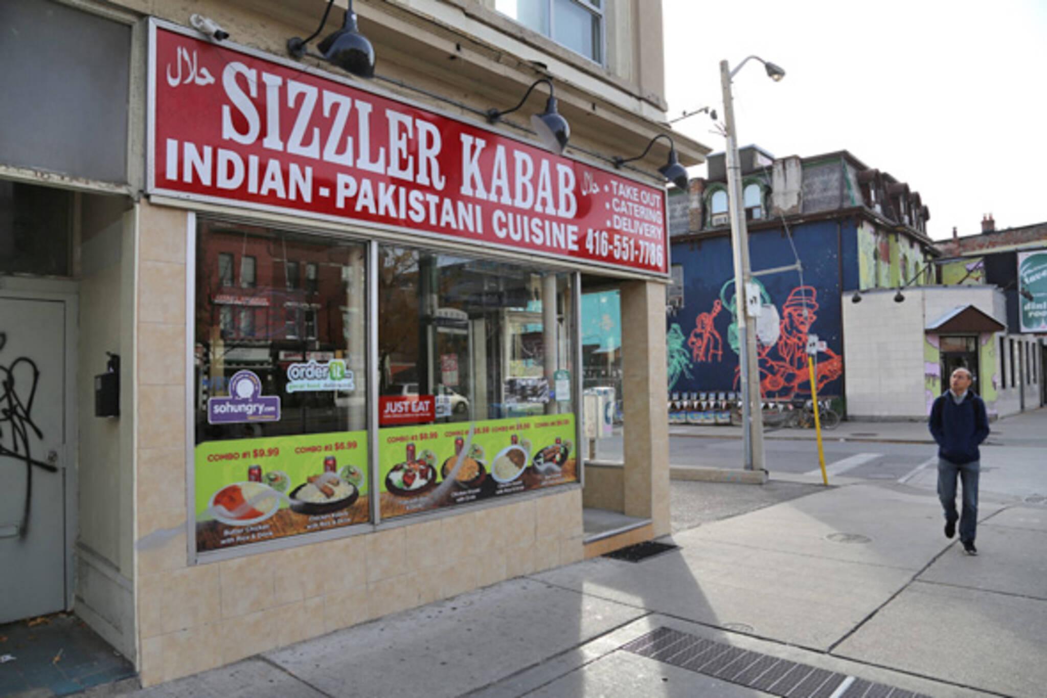 Sizzler Kebab