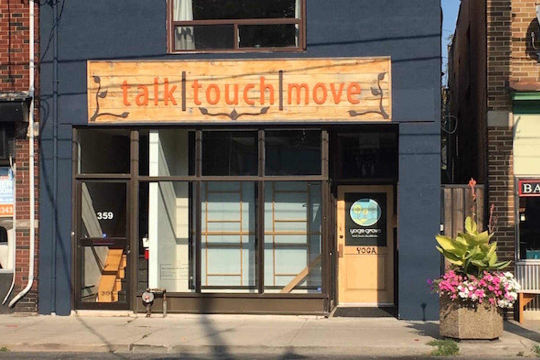 Yoga Grove Toronto
