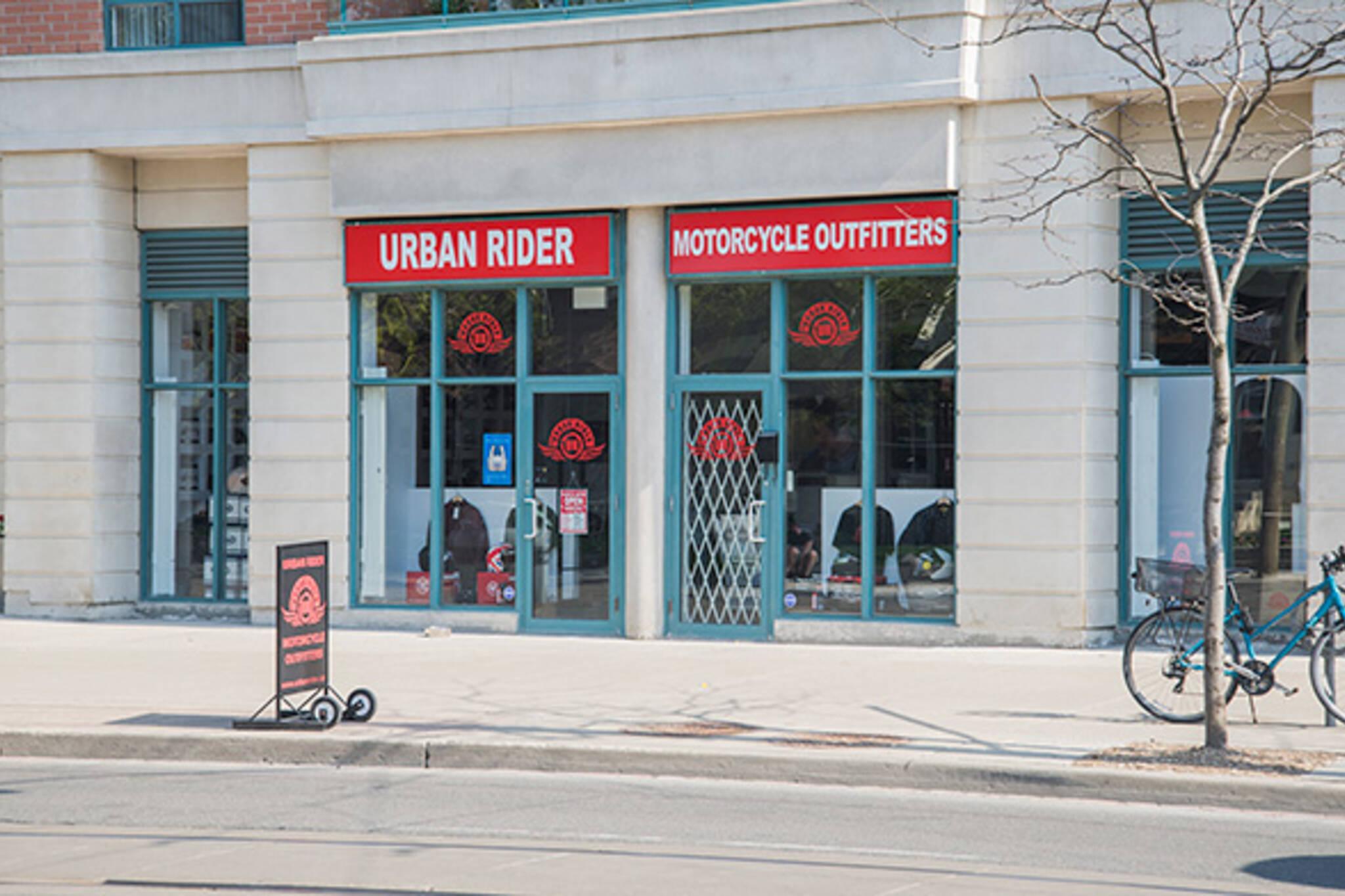 Urban Rider Toronto