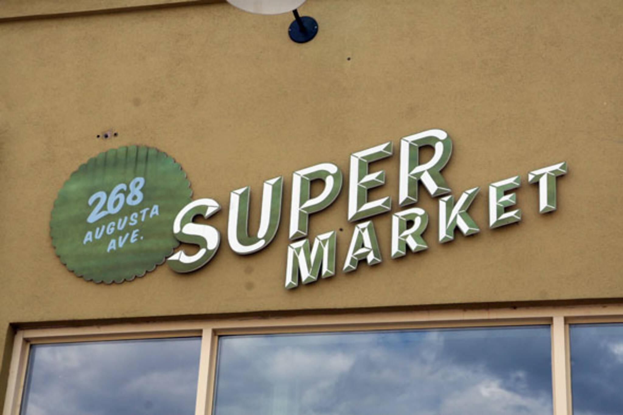 Supermarket Toronto