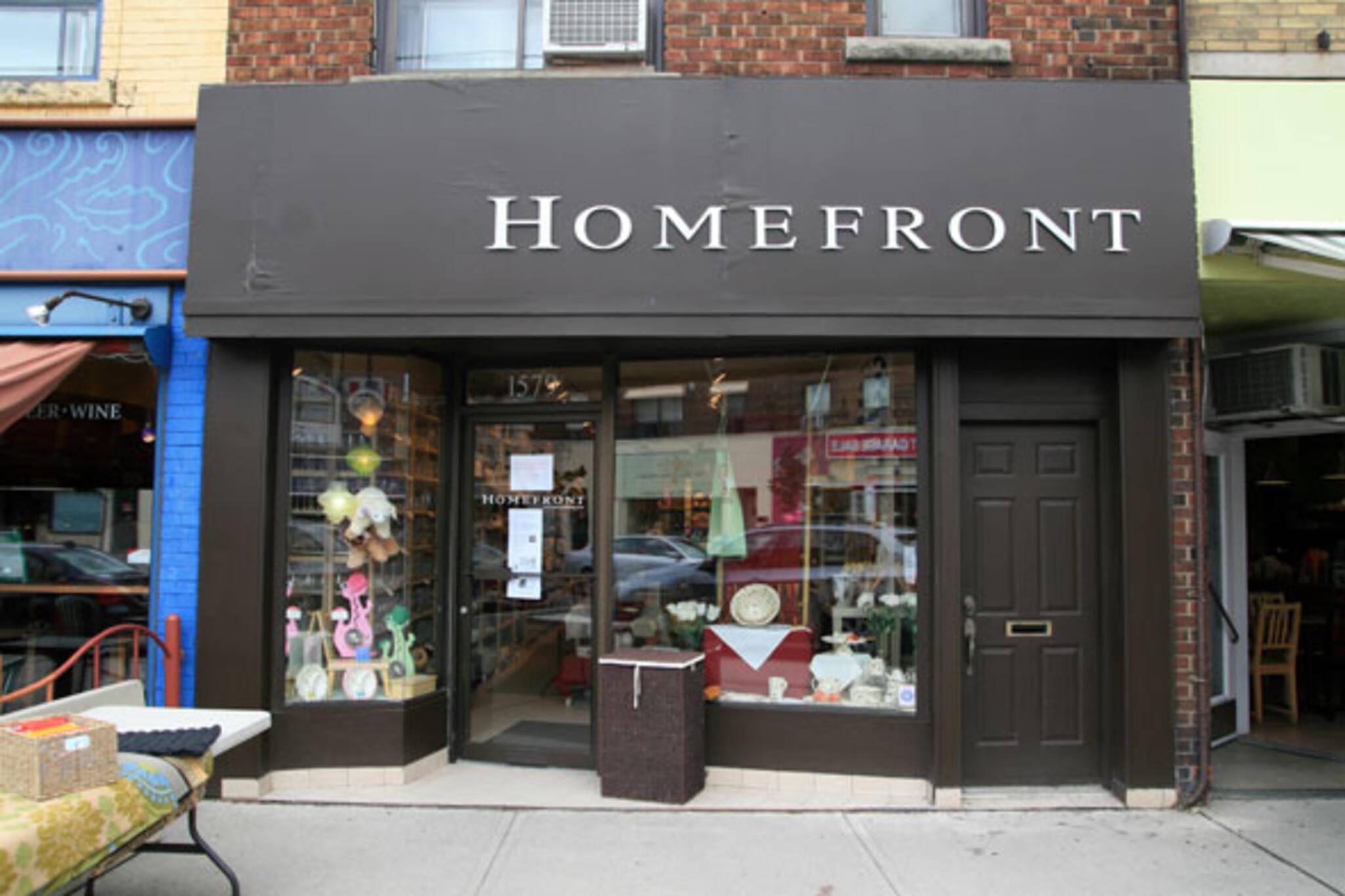 Homefront Toronto