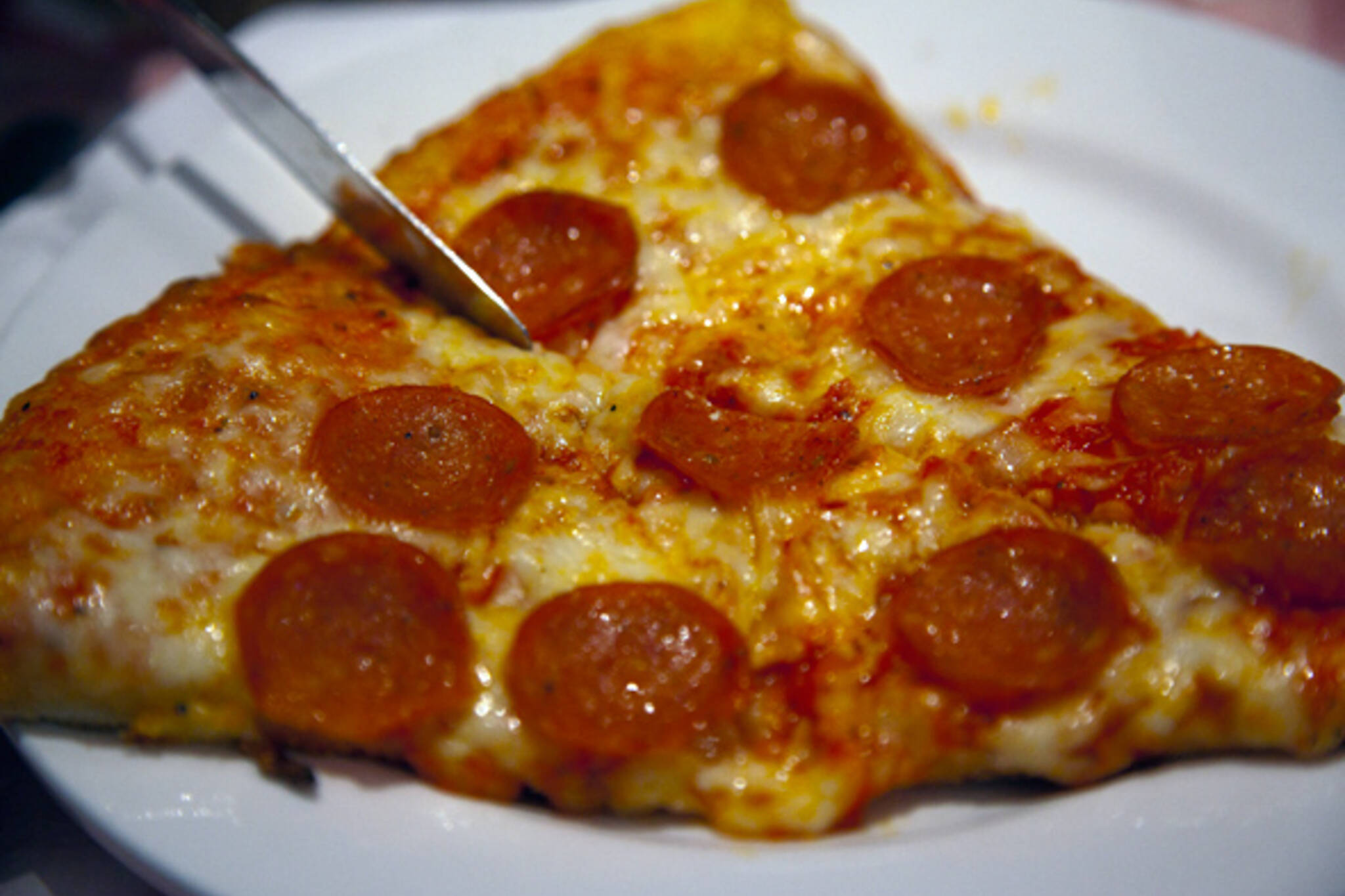 Taverniti Pepperoni Pizza