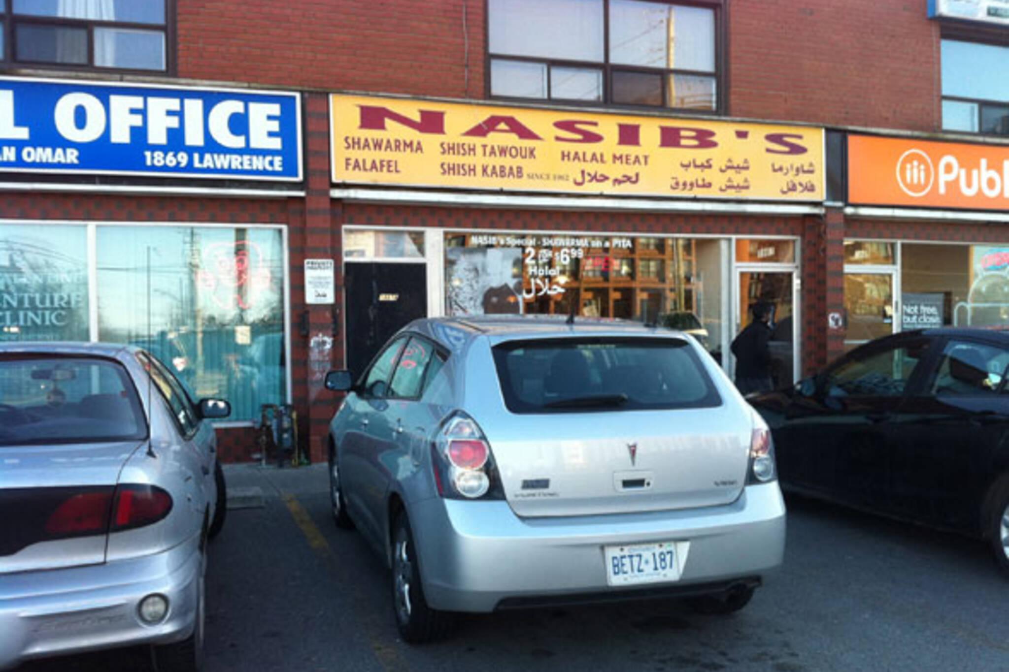 Nasib's Scarborough