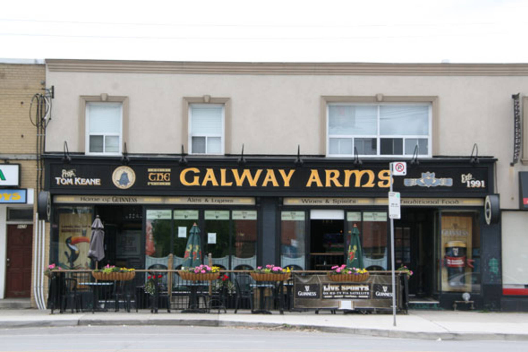 Galway Arms Toronto