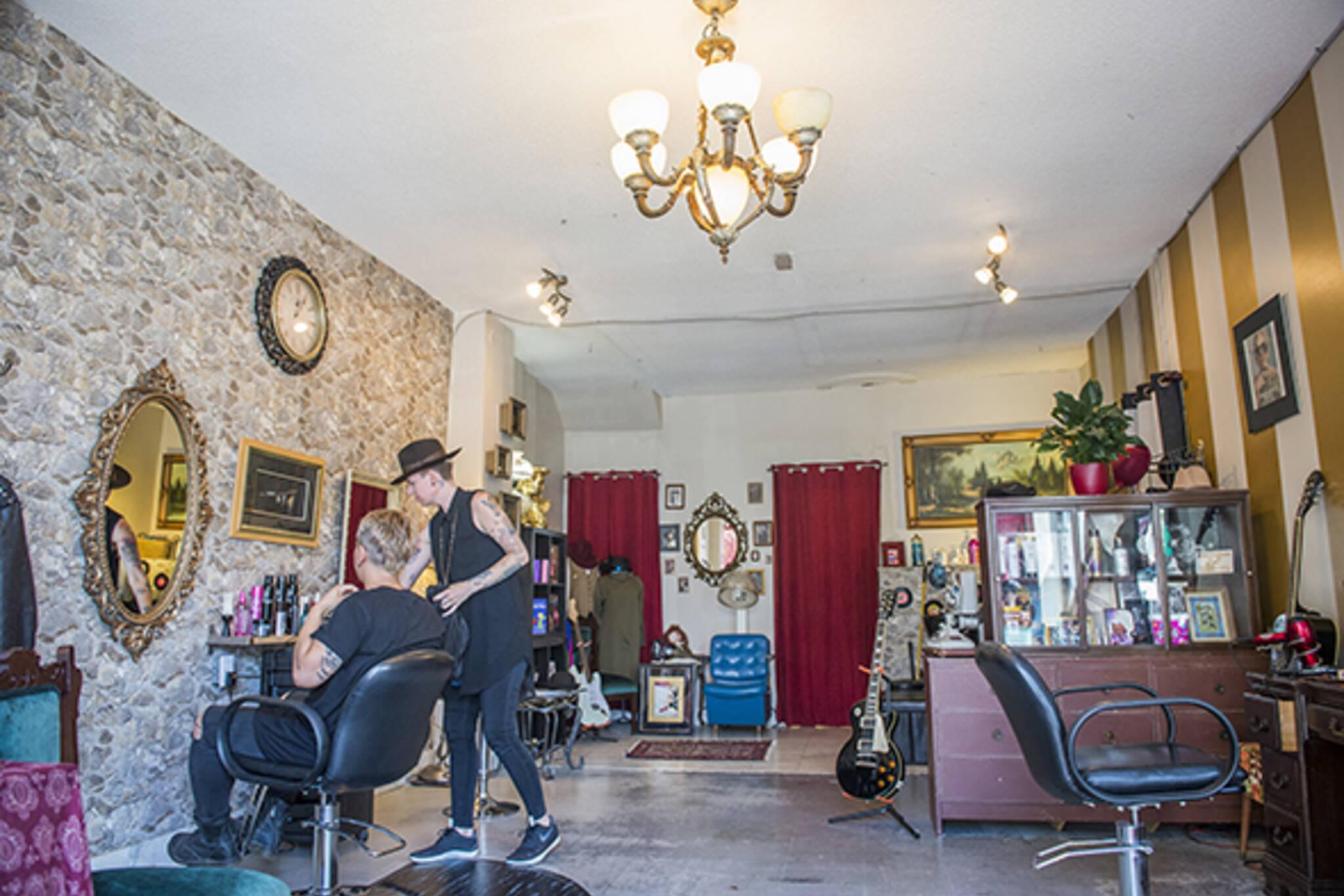 Monarch Hair Studio Toronto