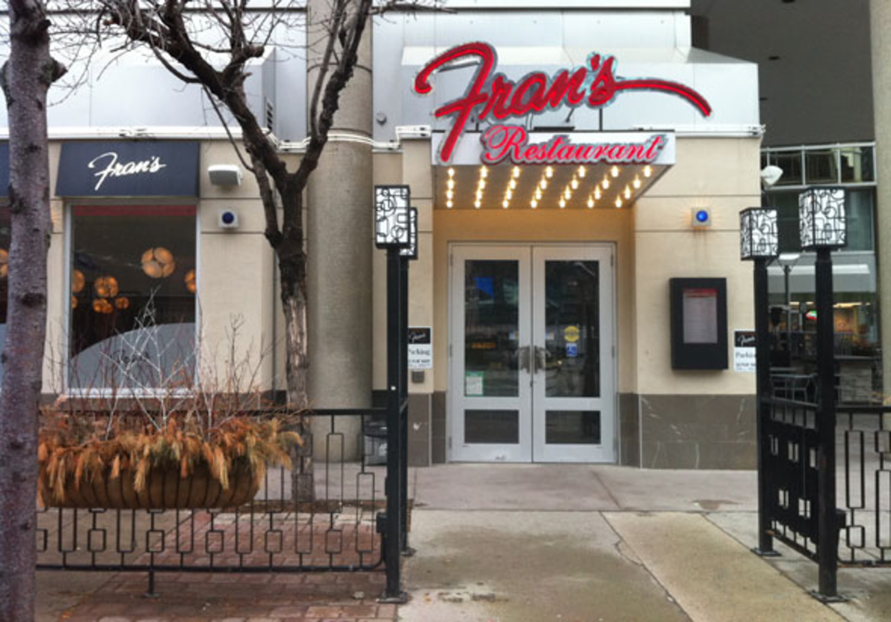 Home Design App Iphone Fran S Diner Front St Blogto Toronto