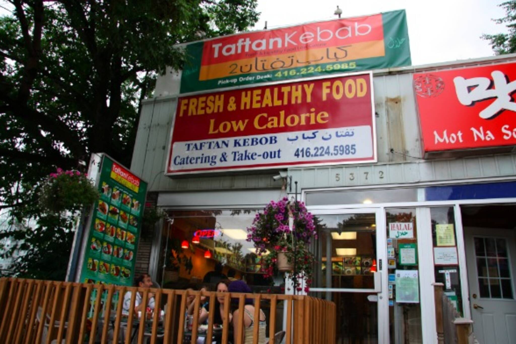 Taftan Kebab Toronto