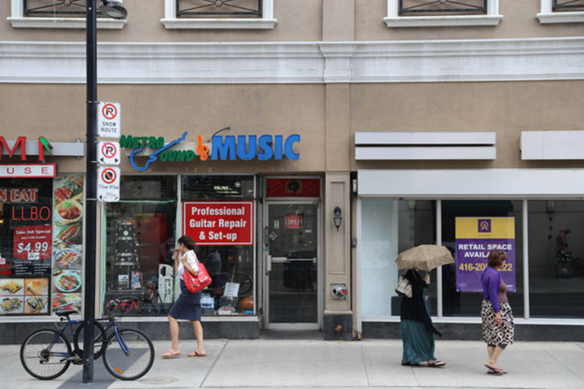 metro sound and music toronto