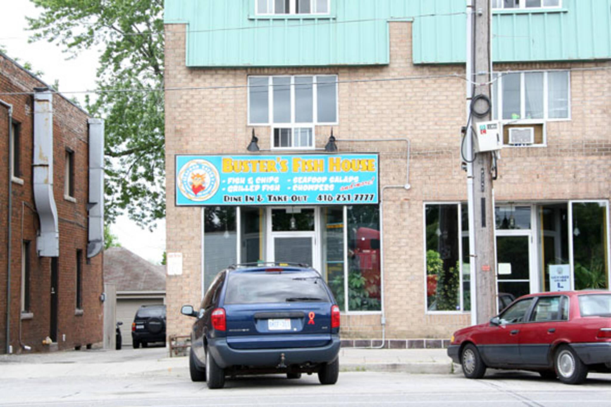 Buster's Fish House Toronto