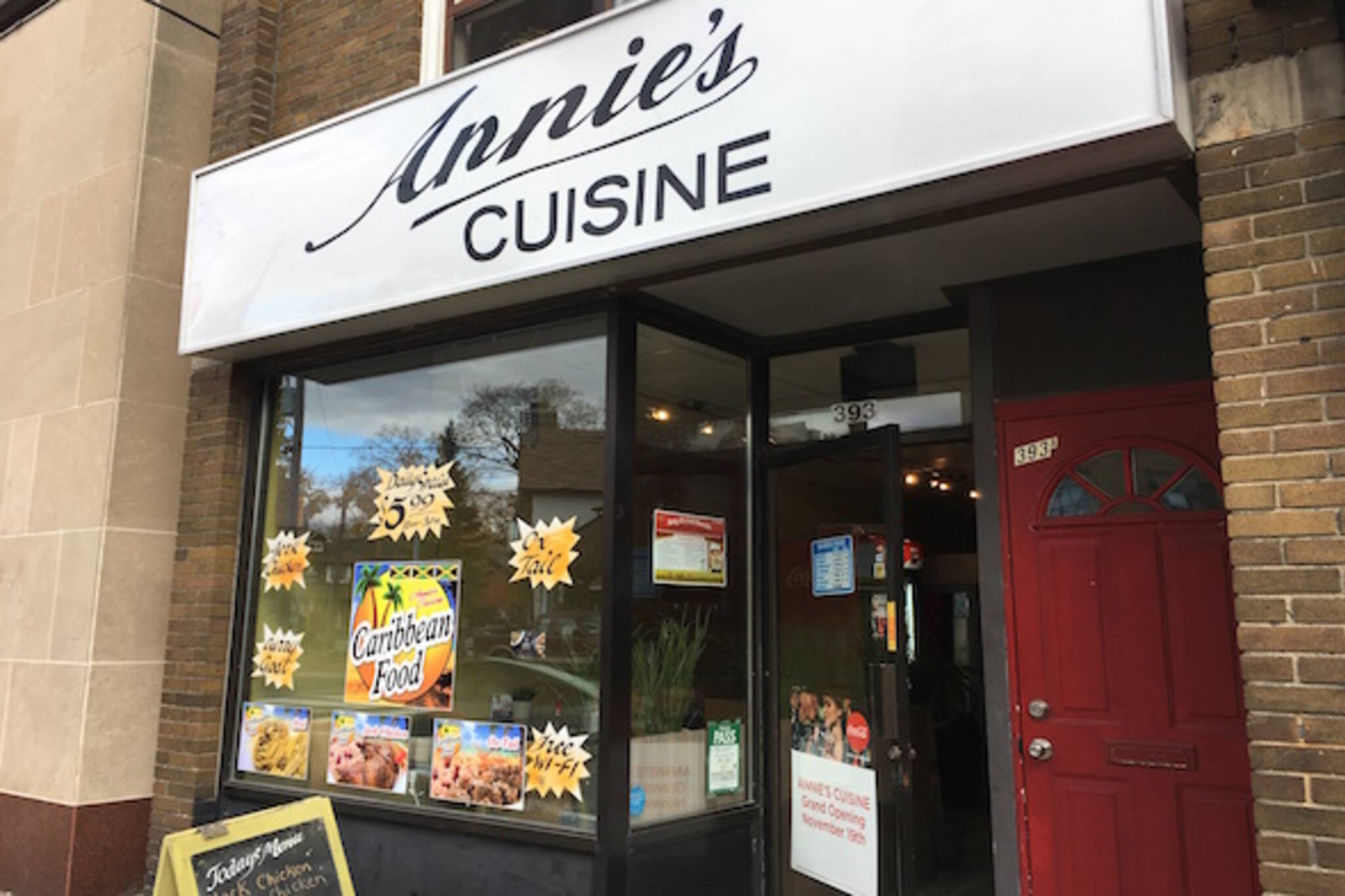 Image result for annie's caribbean cuisine