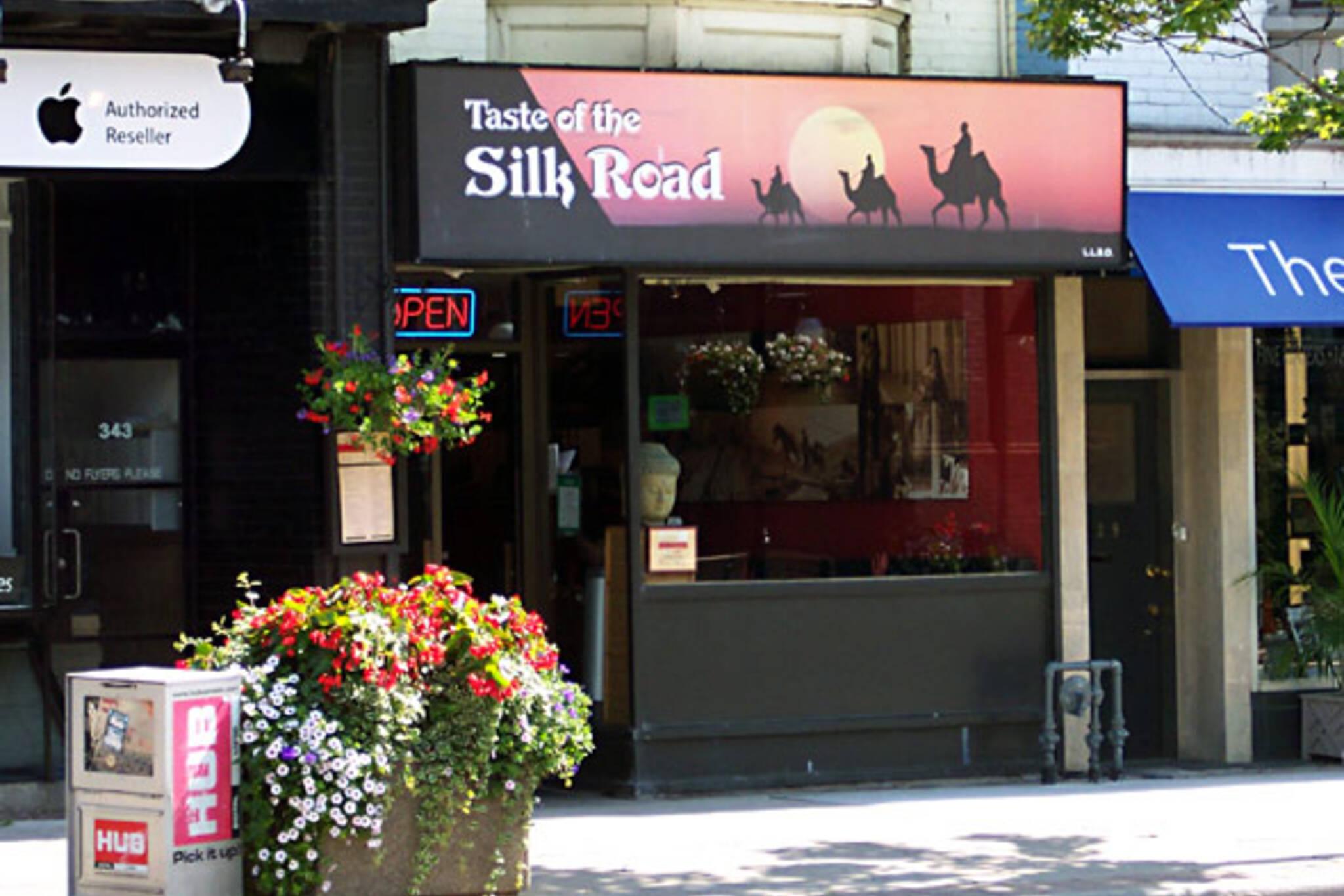 Taste of the Silk Road